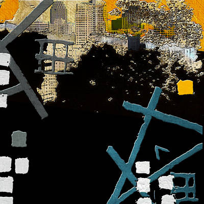 San Antonio 001 C Poster by Corporate Art Task Force