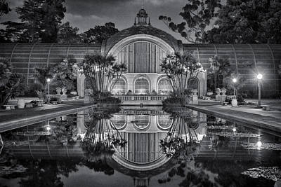 San Diego Botanical Garden Poster