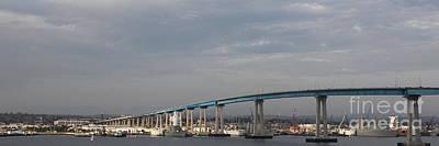San Diego Coronado Bridge 5d24388 Poster