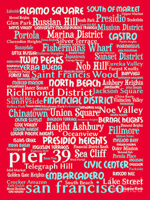 San Francisco 20130710p120 Poster
