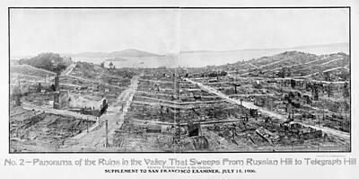 San Francisco Earthquake, 1906 Poster