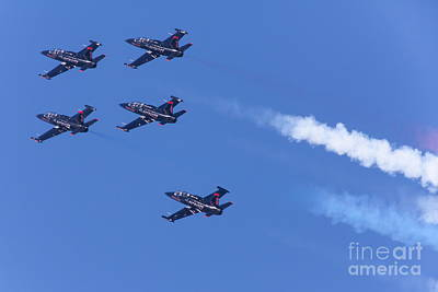 San Francisco Fleet Week Patriots Jet Team 5d29516 Poster