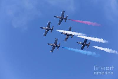 San Francisco Fleet Week Patriots Jet Team 5d29518 Poster