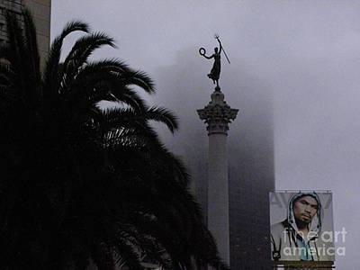 San Francisco Poster by Ron Sanford