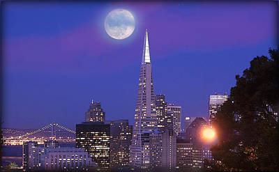San Francisco - A Golden Handcuff Poster