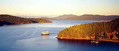 San Juan Islands Washington Usa Poster by Panoramic Images