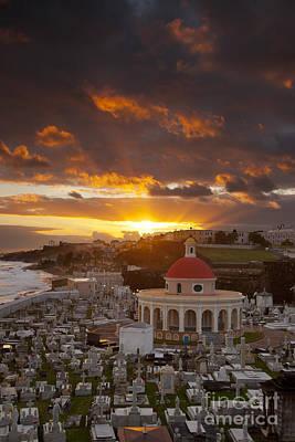 San Juan Sunrise Poster by Brian Jannsen