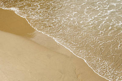 Sand Beach Poster