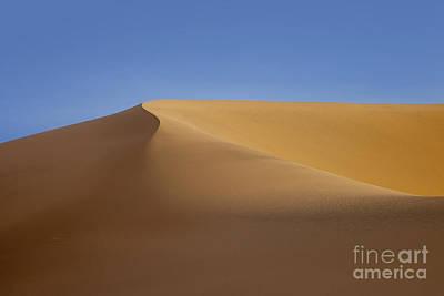 Sand Dune Poster by Brian Jannsen