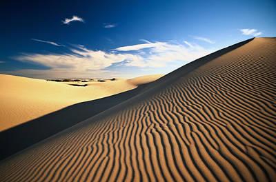 Sand Maze Poster