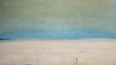 Sand Swept Poster