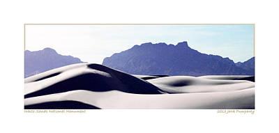 Purple Sands Mountains Majestic Poster by Jack Pumphrey