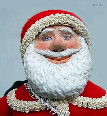 Santa's Big Day Poster