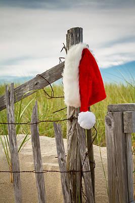 Santa's Downtime Poster