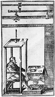 Santorio Santorio (1561-1636) Poster by Granger