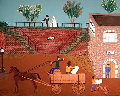 Savannah 1817 Poster