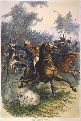 Savannah: Pulaski, 1779 Poster by Granger