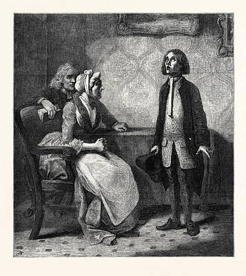 Scene From The Hypocrite Poster