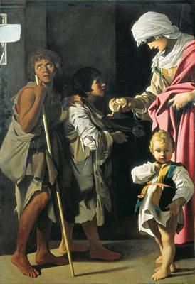 Schedoni, Bartolomeo 1578-1615 Poster