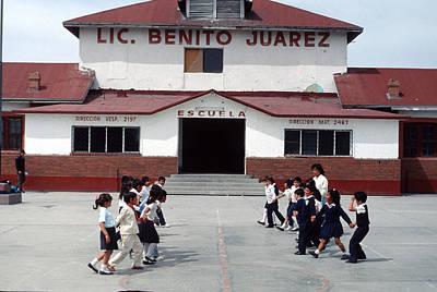 School Children Poster