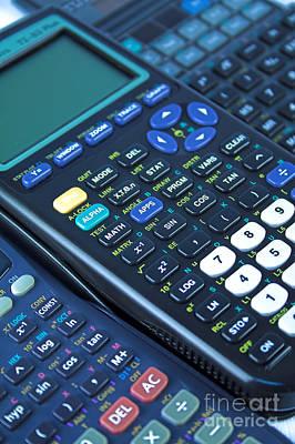 Scientific Calculators Poster by Jose Elias - Sofia Pereira