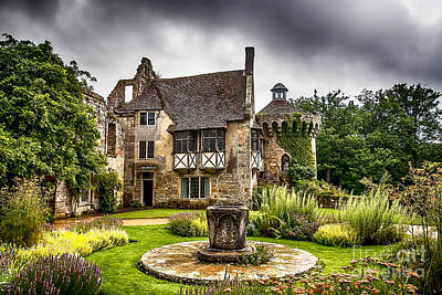 Scotney Castle 4 Poster