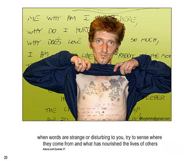 Scot's Poem Poster