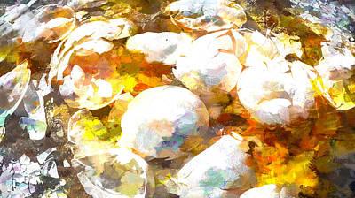Scrambled Eggs Poster by Bob Orsillo