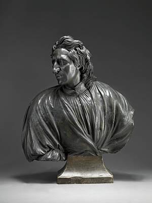 Sculpture, John Locke, Attributed To John Nost The Elder Poster