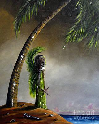 Sea Fairy II By Shawna Erback Poster by Shawna Erback