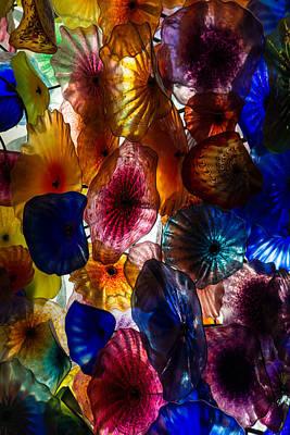 Sea Flowers And Mermaid Gardens - Take 2 - Vertical Poster