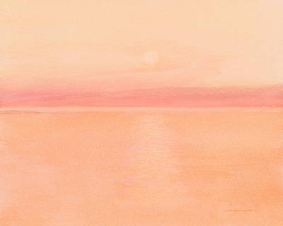 Sea Horizon Poster