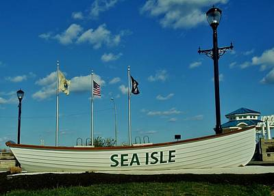 Sea Isle City Poster