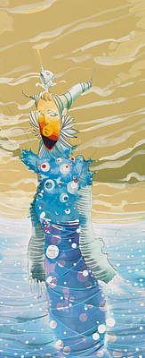 Sea Man Poster