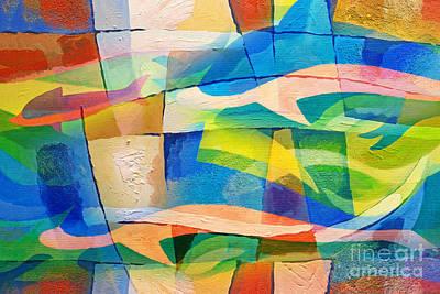 Sealife Poster by Lutz Baar