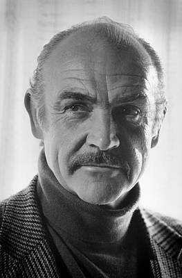 Sean Connery Poster