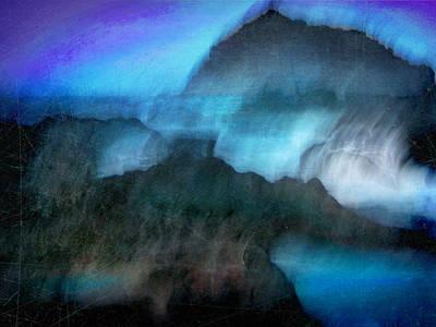 Seascape #9 -bay's Dusk- Poster by Alfredo Gonzalez
