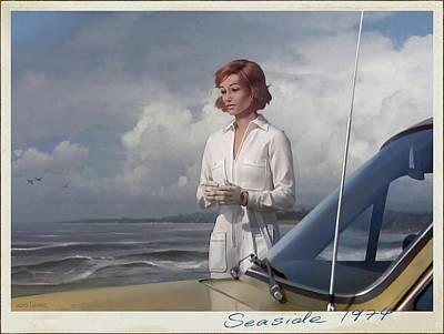 Seaside 1974 Poster