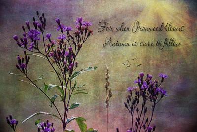 Seasons Change Poster by Dale Kincaid