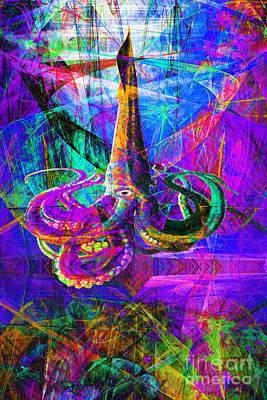 Secret World Of The Giant Squid 20140129p38 Poster