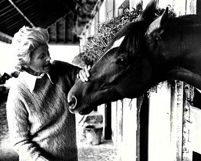 Secretariat Vintage Horse Racing #20 Poster
