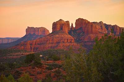 Sedona Red Rock Country Poster