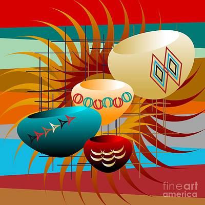 Sedona Still Life 2012 Poster