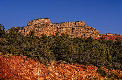 Poster featuring the photograph Sedona Vista 49 by Mark Myhaver