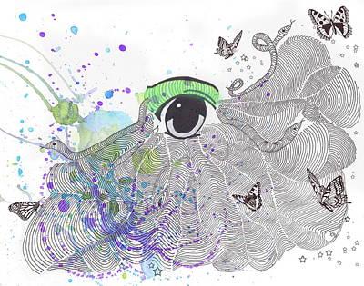 Seeing Life Through My Eyes Poster