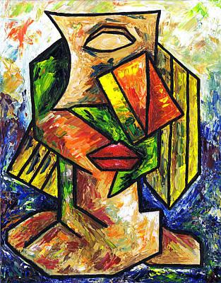 Self Portrait Poster by Kamil Swiatek