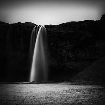 Seljalandsfoss Poster by Frodi Brinks
