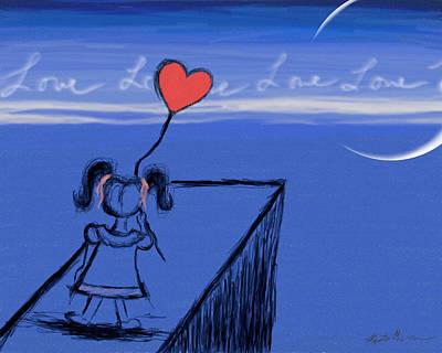 Sending Love Poster