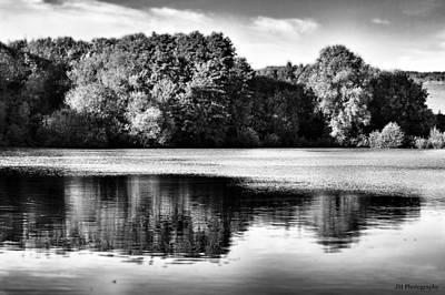 Serene Reflection Poster