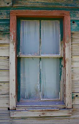 Settler's Window Poster